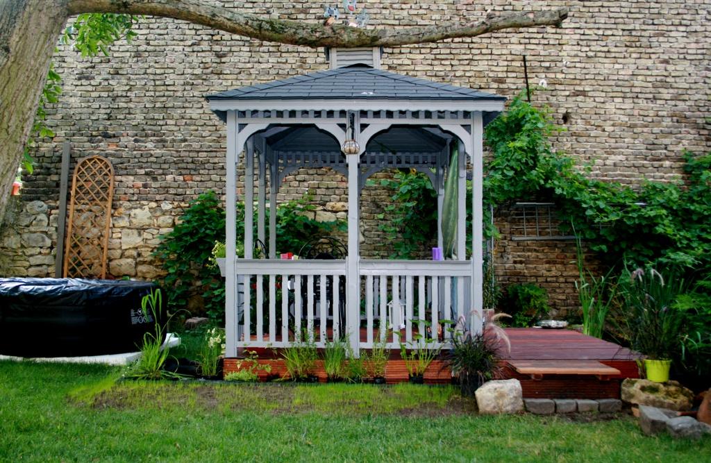 Garten Jugendstil der garten casa palatina