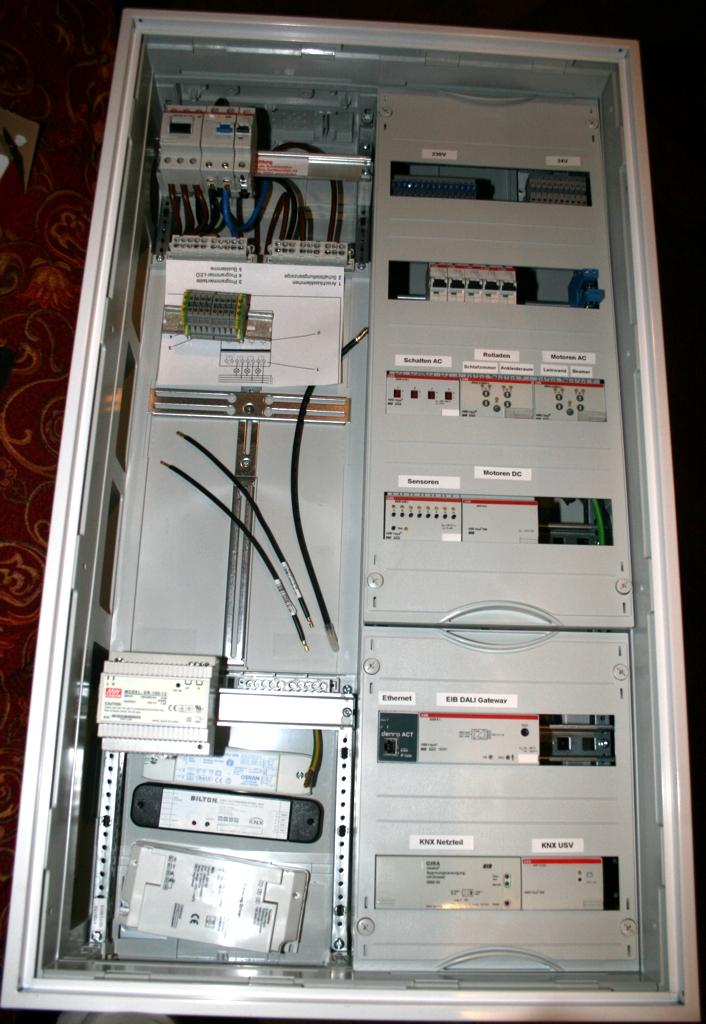 Smart Home Knx System Casa Palatina